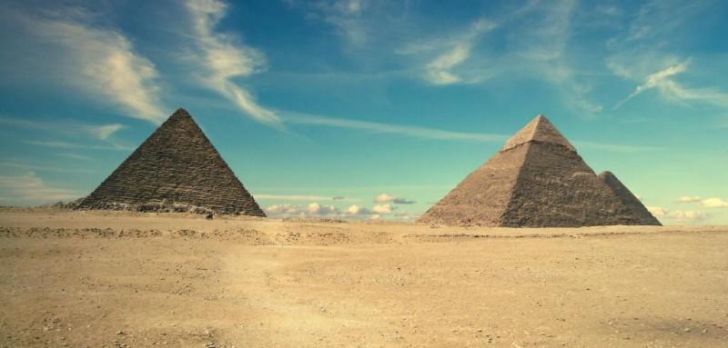 Египет в марте
