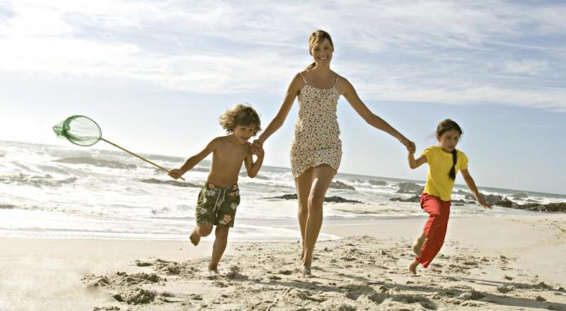 Куда поехать отдыхать с ребенком в сентябре