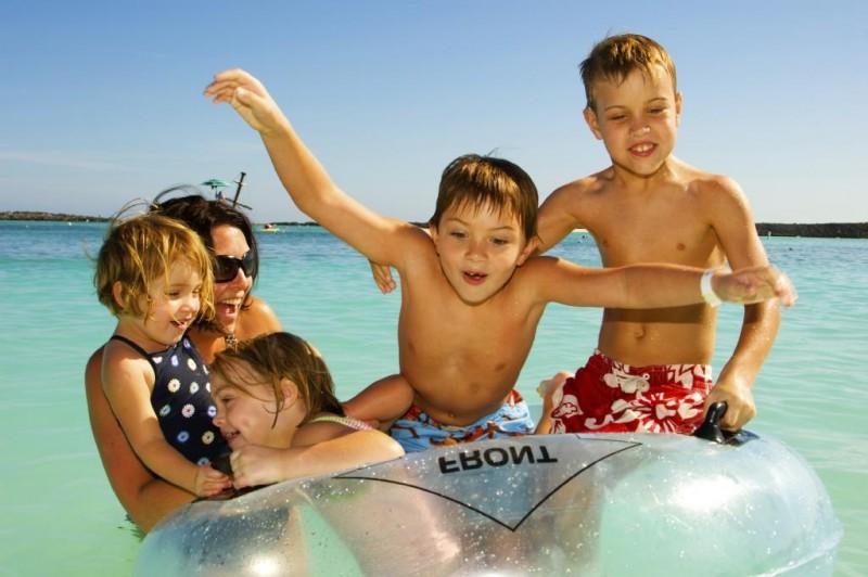Одежда для детей в отпуске