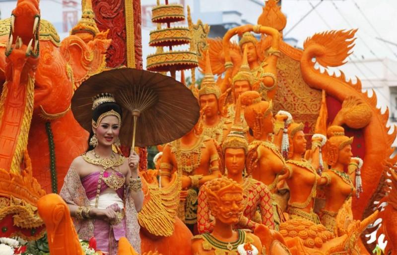 Таиланд в июле