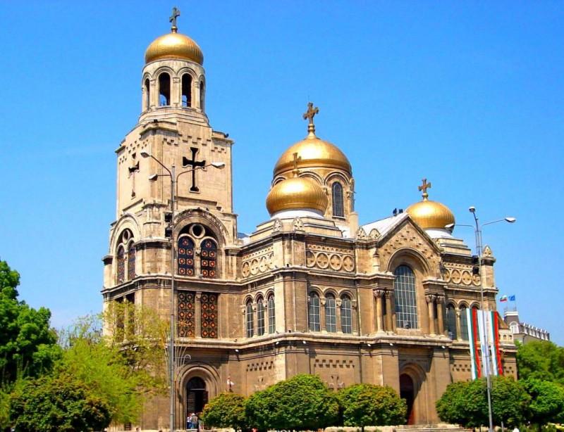 Болгария в апреле