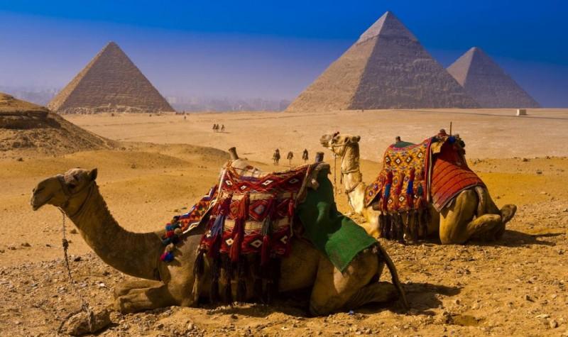 Египет в феврале