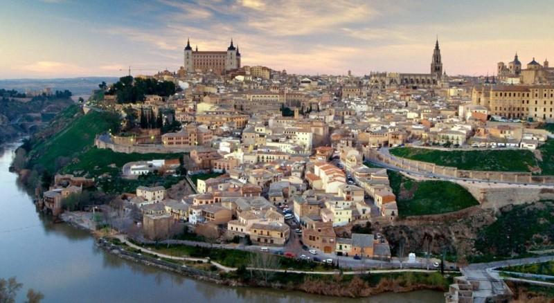 Испания в пареле