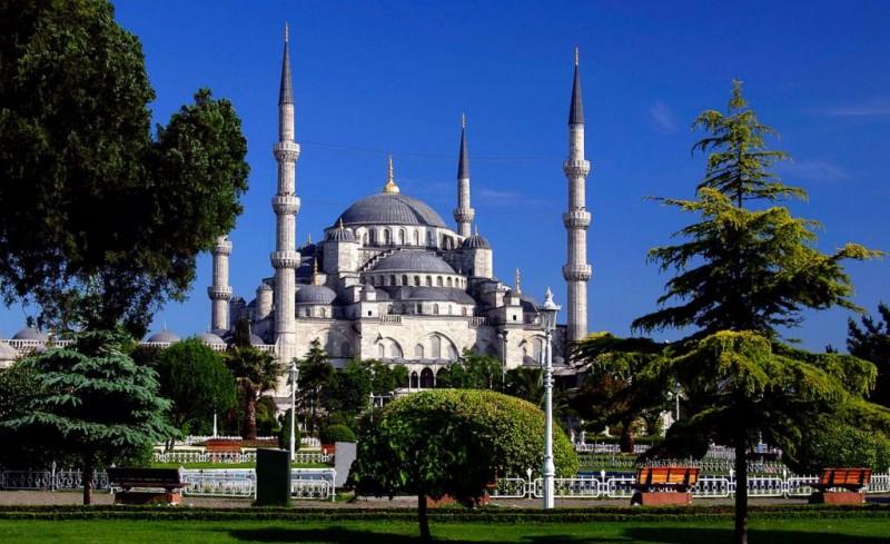 Турция в феврале