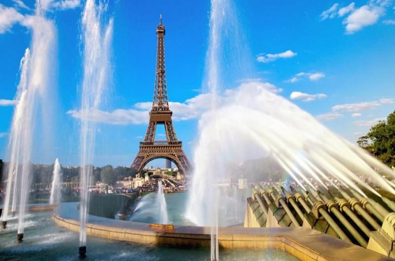 Франция в ноябре