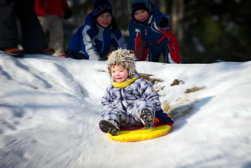 Куда поехать с детьми отдыхать в декабре
